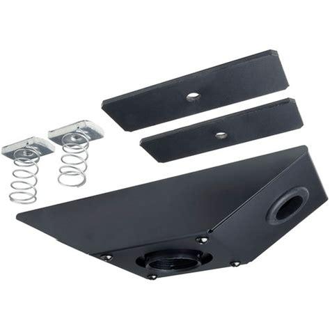 peerless av anti vibration ceiling plate