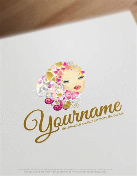 exclusive logos store makeup logo design