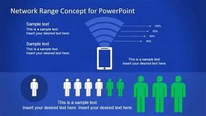 Powerpoint Network Range Diagram