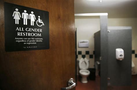 Gender Neutral Bathrooms by Transgender Students Discrimination Justice Department
