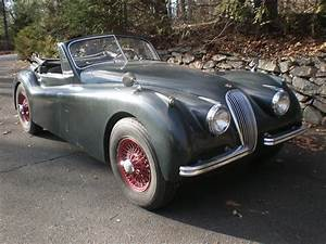 Jaguar Nice : 1954 jaguar xk 120 dhc nice original condition and good running driver for sale in wilton ~ Gottalentnigeria.com Avis de Voitures