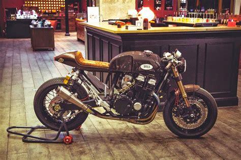 honda cb 750 rc42 cafe racer oficina grease n gasoline classic cafe cb750 cafe racer cb