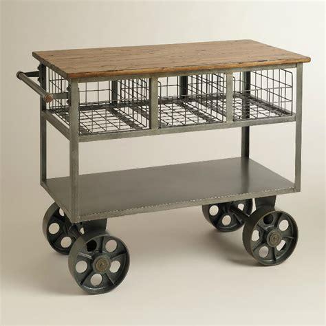 kitchen cart on wheels 20 best kitchen trolleys carts decoholic