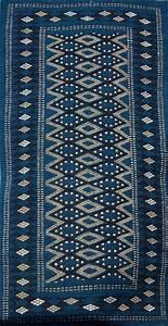 Tapis Bleu Nuit : mergoum et tapis oriental tapis tunisien tapis marocain ~ Teatrodelosmanantiales.com Idées de Décoration