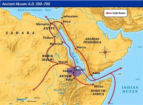 Aksumite And Malian Empires On Emaze