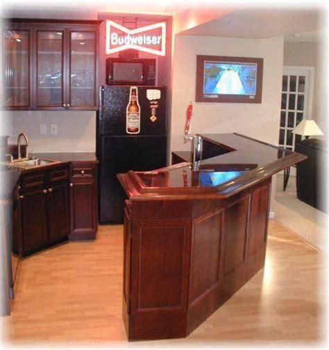 Custom Made Bars by Made Custom Home Bar By Woodshop Artisans