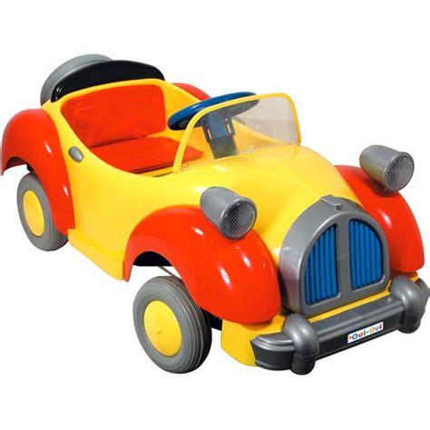 voiture a pedale enfant voiture 224 p 233 dales oui oui feu vert