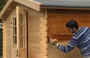 Gartenhaus Streichen Vor Aufbau : gartenhaus montage tipps ~ Buech-reservation.com Haus und Dekorationen