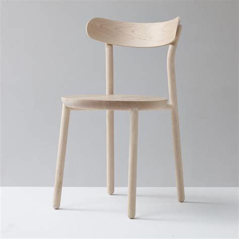 chaise design bois chaise en bois design bricolage maison et décoration