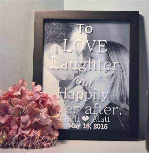 diy wedding gift