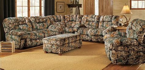 seclusion  camo living room collection cabelas