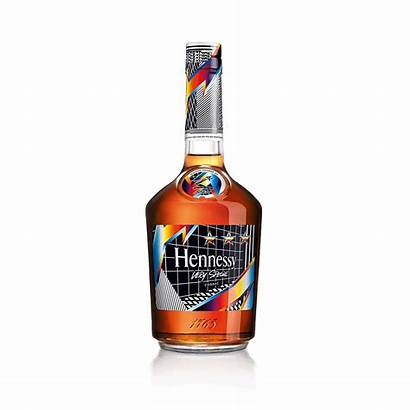 Hennessy Edition Bottle Limited Artist Pink Pantone