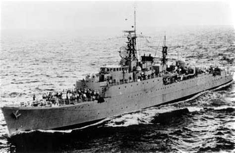 Ship Quadrant by Hmas Quadrant Royal Australian Navy