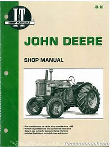 John Deere 520 530 620 630 720 730 Tractor Repair Manual