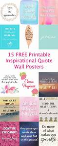 I created 15 FR... Free Prints Quotes