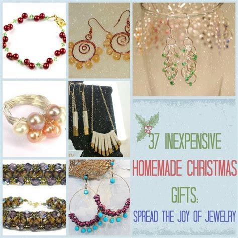 the joy of jewelry inexpensive homemade christmas gifts