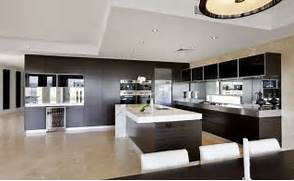 Open Plan Kitchen Designs Modern Open Plan Kitchens Home Interior Design