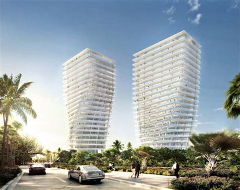 Residential Towers In Miami Detail Magazine Of
