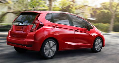 2018 Honda Fit Overview