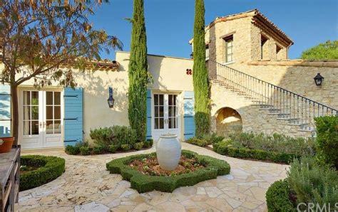 la bastide  french provincial mansion  irvine ca