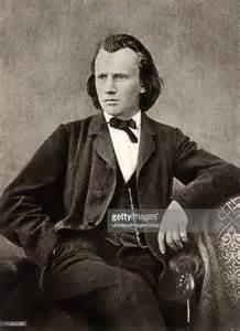 German Composer Johannes Brahms