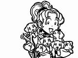 Dork Diaries Coloring Pages Nikki Russell Renee Rachel Books Diary Tales Pet Puppies Maxwell Sitter Dorkdiaries Perfect Animal Mom She sketch template