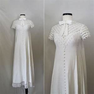 1930s wedding dress vintage 30s wedding dress With linen wedding dress