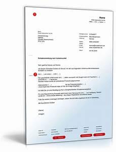 Versicherung Abrechnung Nach Kostenvoranschlag : schadensersatzforderung verkehrsunfall vorlage zum download ~ Themetempest.com Abrechnung