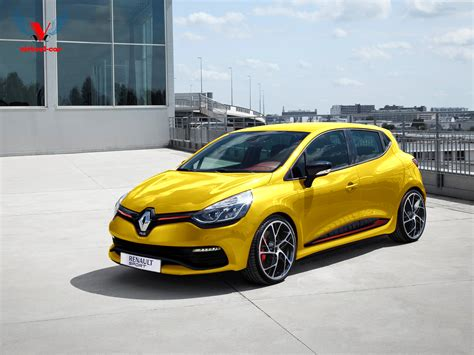 Tapis Renault Clio 4 Rs by Renault Clio Iv Rs Rendering News4cars