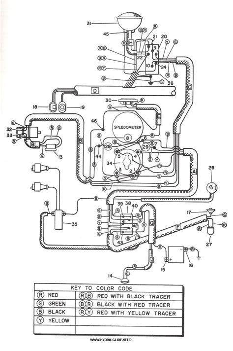 trying to rewire 1963 harley 58 r 6 volt generator how do