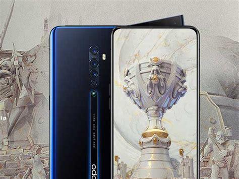 oppo named  global smartphone partner  league