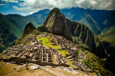 Honeymoons In Peru At Machu Picchu The Destination