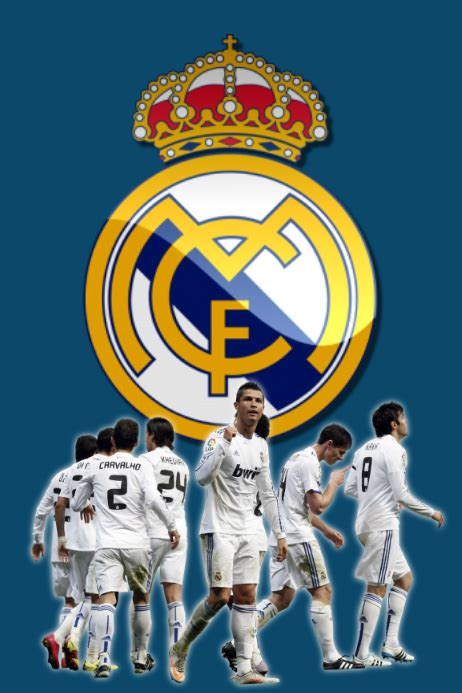 Real Madrid fans Template   PosterMyWall