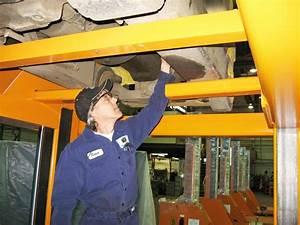 Excalibur Fork Truck Service Lift  U00bb Handling Specialty