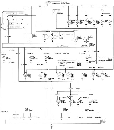 84 Ford F150 Wiring Diagram by Repair Guides Wiring Diagrams Wiring Diagrams