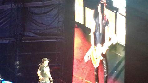 Guns N' Roses Estranged Winston-salem 8/11/17