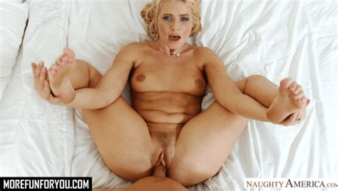 American Blonde With Booty Anikka Albrite Haves Hardcore Sex