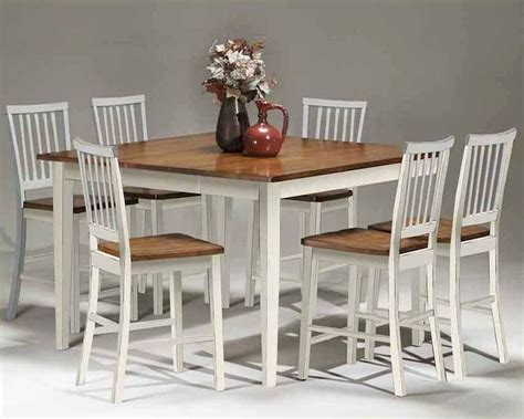 dining table with built in leaf intercon counter height dining set inar5454gset