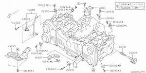 2001 Subaru Legacy 2 5l Engine Parts Diagram