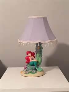 Princess Ariel Lamp