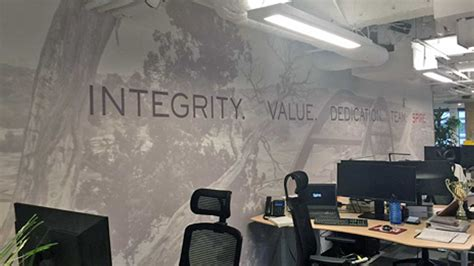 Digital Office Wallpaper by Digitally Printed Wallpaper For Business Or Home From