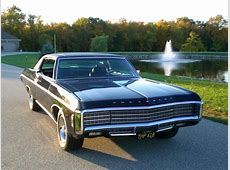 SOLD >1969 Chevrolet Caprice 427 V8 Classic Car Unrestored
