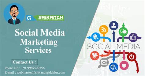 social media marketing in hyderabad freelance social media marketing service consultant
