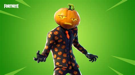 fortnite halloween la skin jack gourdon  ora disponibile