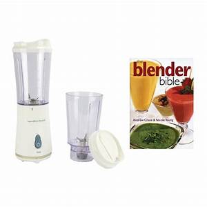 Hamilton Beach Single Serve Compact Blender With The