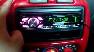 Aftermarket Radio Install In Pontiac Grand Am  Pioneer Deh