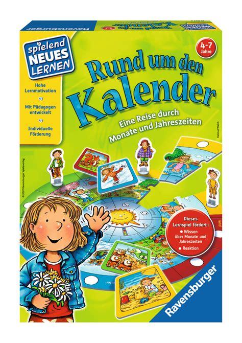 Ravensburger Spielend Neues Lernen Naturlernspiel Rund Um