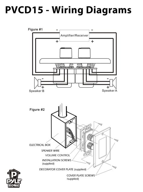 Amazon Wall Speaker Volume Control Home Audio