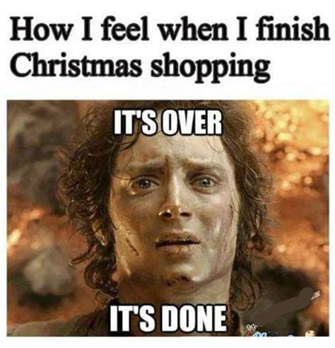 Christmas Shopping Meme - finish christmas shopping funny pictures quotes memes jokes