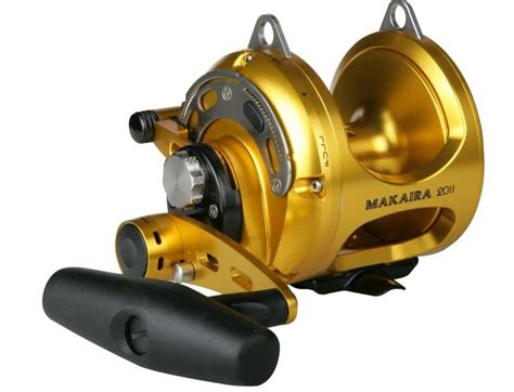 okumas  big water fishing machines